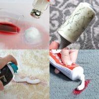 7 DIY Carpet Cleaning Hacks
