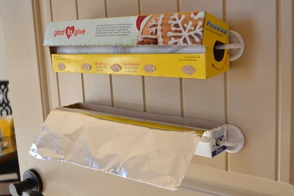 Store Plastic Wrap