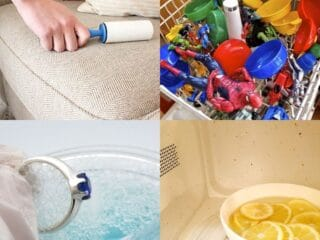 10 Easy Cleaning Hacks That Will Save You Time