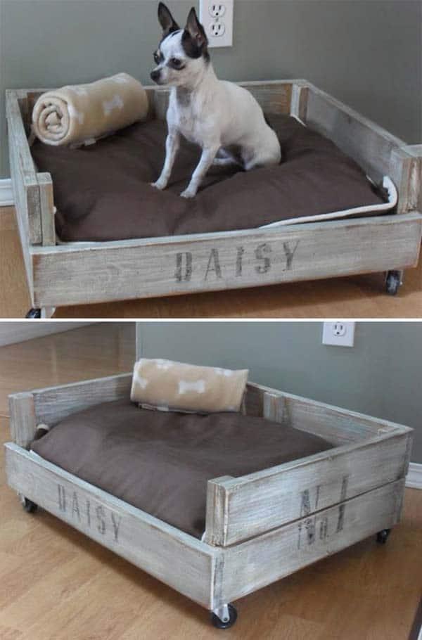 furniture pet bed