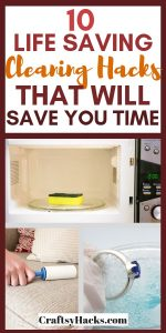 10 life saving cleaning hacks that will save you time
