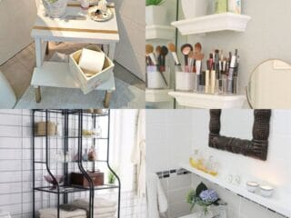 11 Stunning Ikea Bathroom Ideas for a Tiny Budget