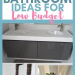 11 stunning ikea bathroom ideas for low budget