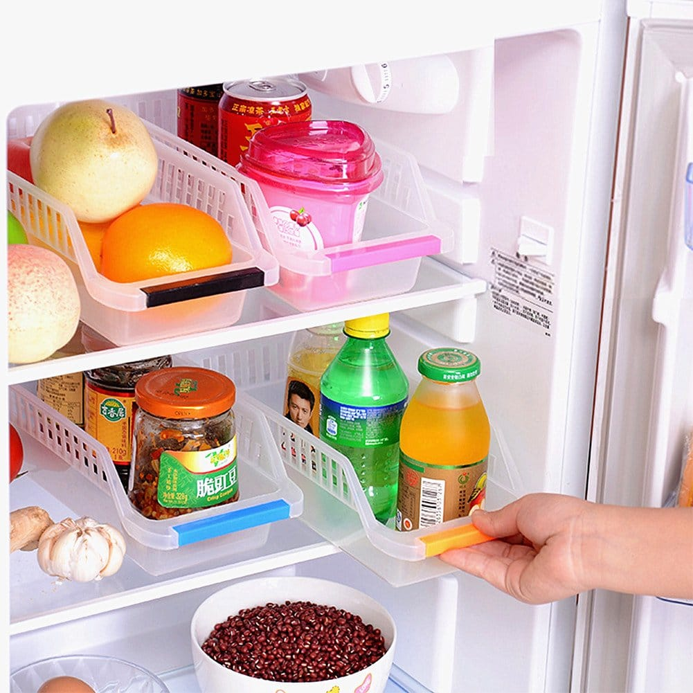 fridge baskets