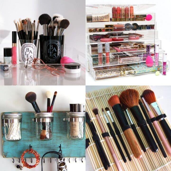 13 Genius Beauty Product Organization Ideas