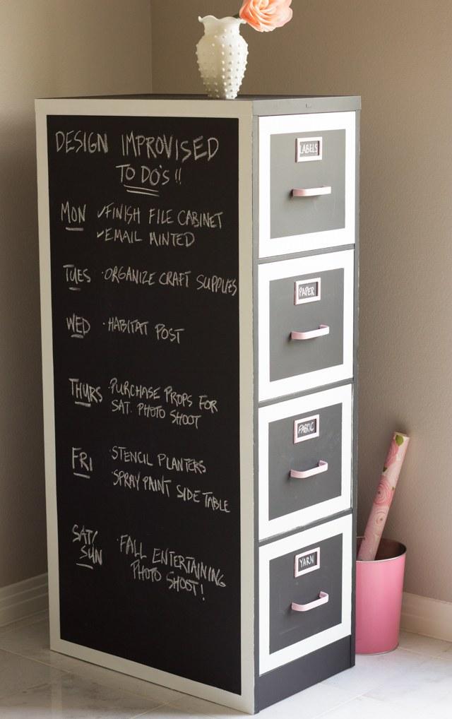 Chalkboard Furniture