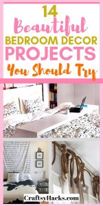 beautiful bedroom decor projects