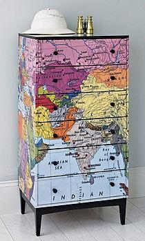 Traveler Themed Furniture