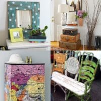15 Stunning DIY Furniture Makeover Ideas