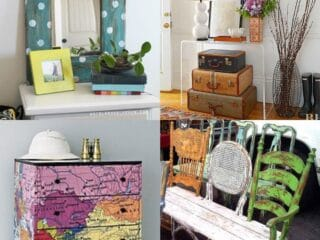 15 Stunning DIY Furniture Makeover Ideas