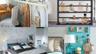 15 Stylish Small Room Storage Hacks