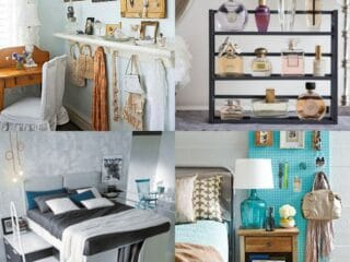 15 Stylish Small Room Storage Hacks