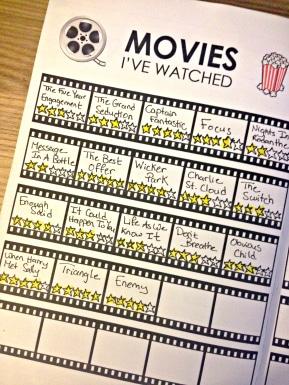 movie spread