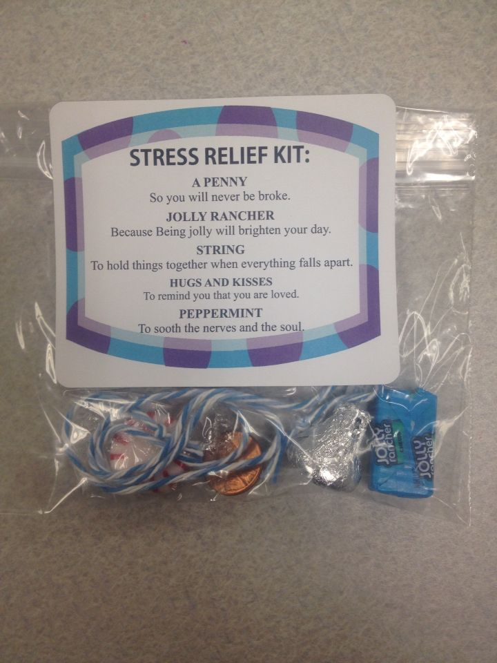 stress releif kit