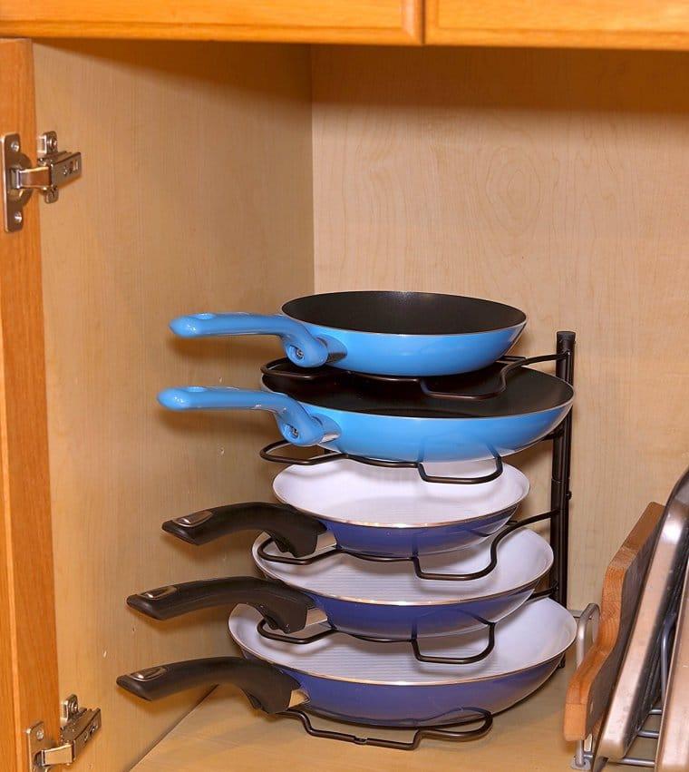 rack organisateur pour armoire