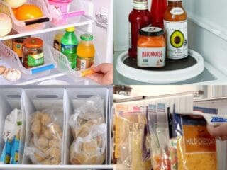 18 Brilliant Fridge Organization Hacks