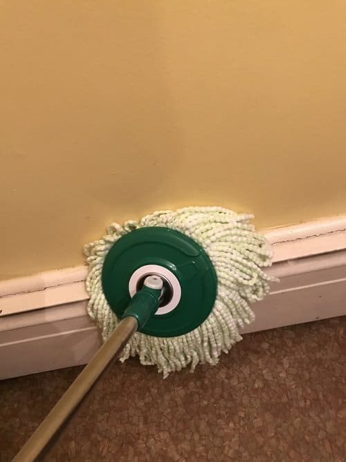 Dry Spin Mop
