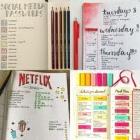 25 Amazing Bullet Journal Ideas You Need to Steal