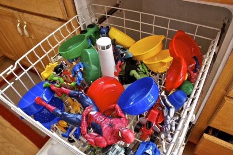 dishwash toys