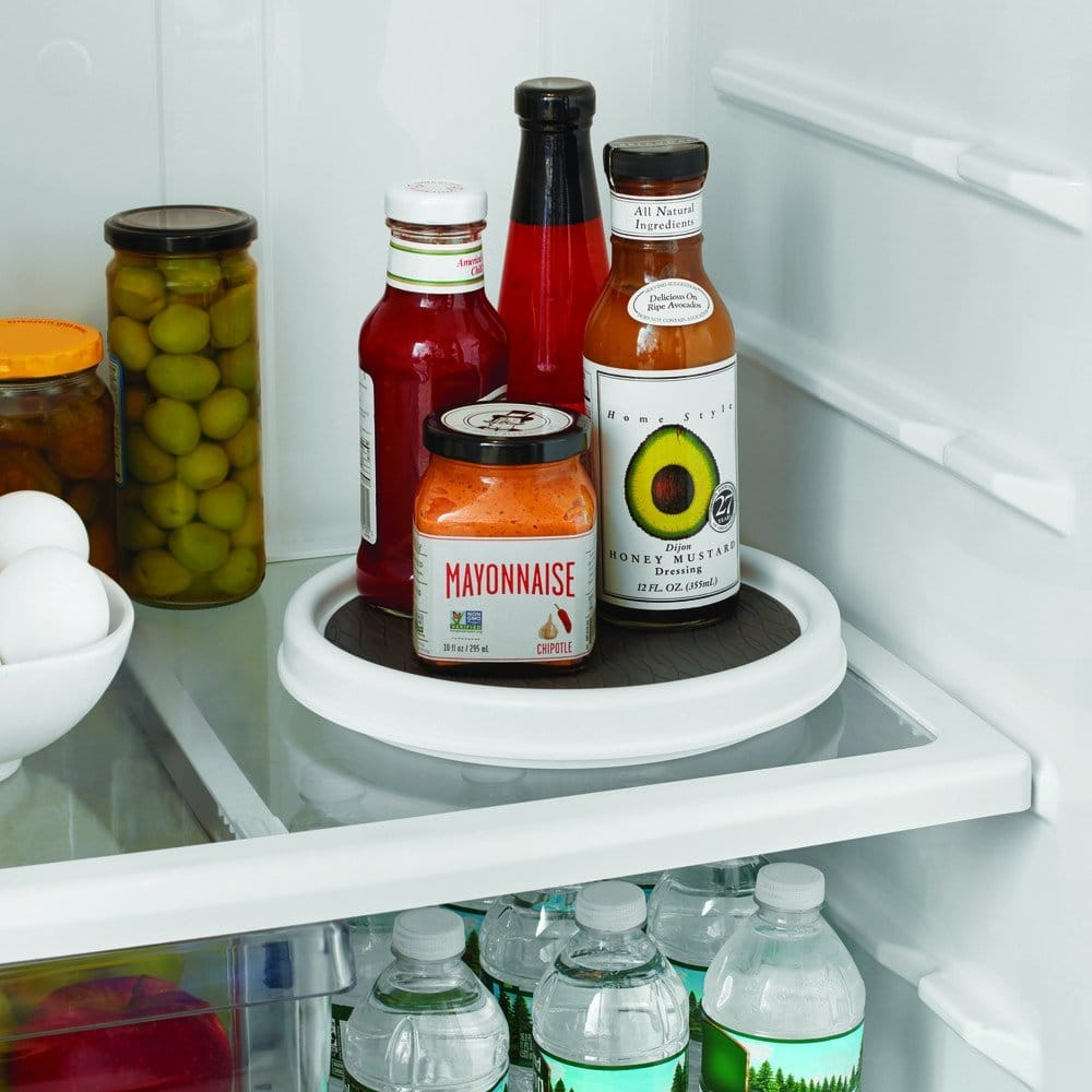 Sauces Organized