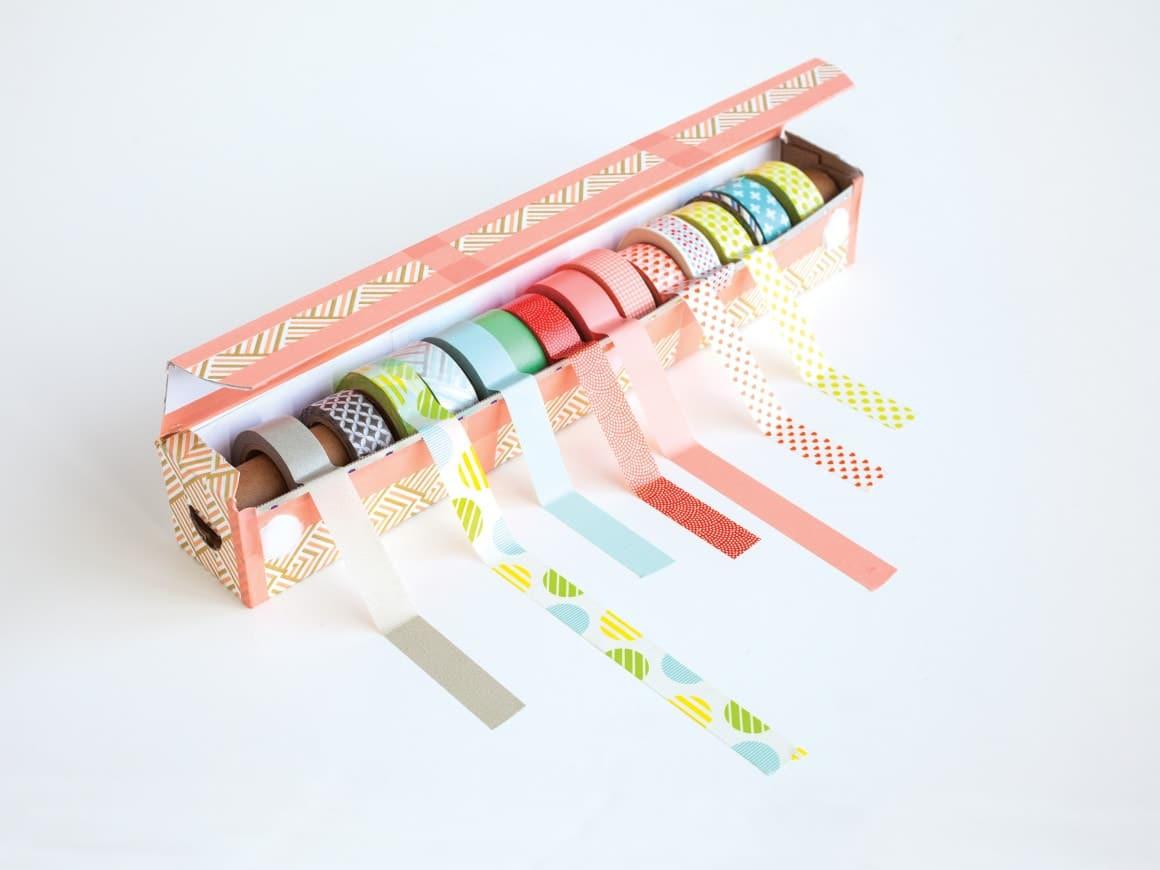 washi tape for journaling
