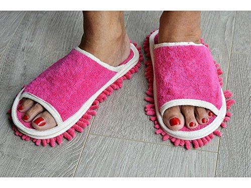 Dusting Slippers