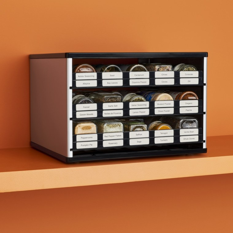 Spice Organizer Drawers