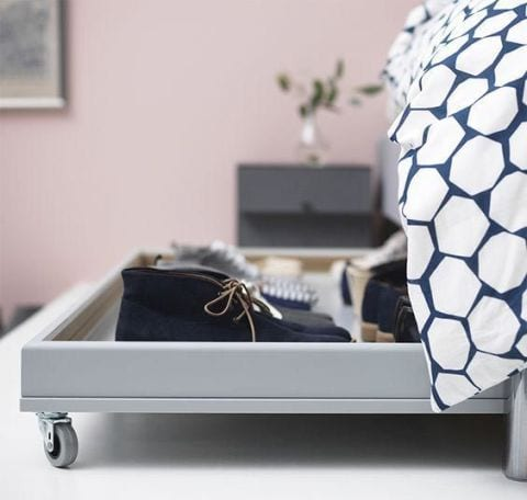 Under Bed Shoe Drawers