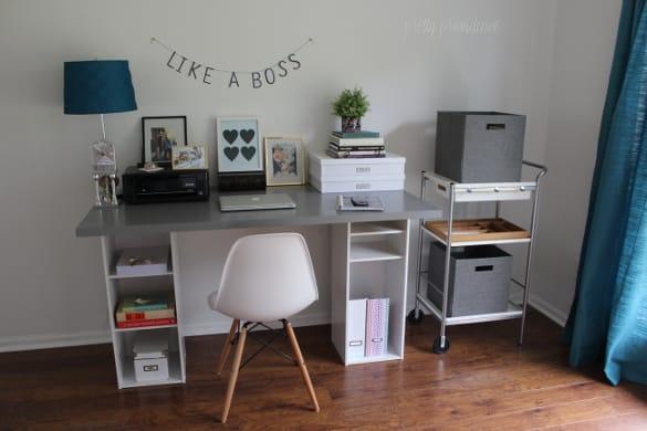 $60 DIY Desk