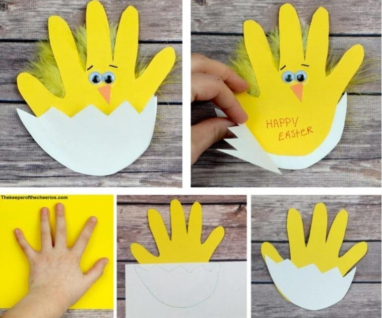 25 Easter Crafts For Kids To Have Fun Craftsy Hacks