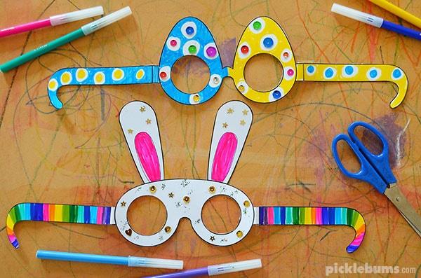 Easter Egg Glasses