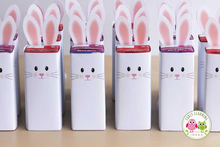 Bunny Juice Box Wrap