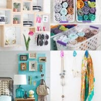 40 Ways to Organize a Small Bedroom