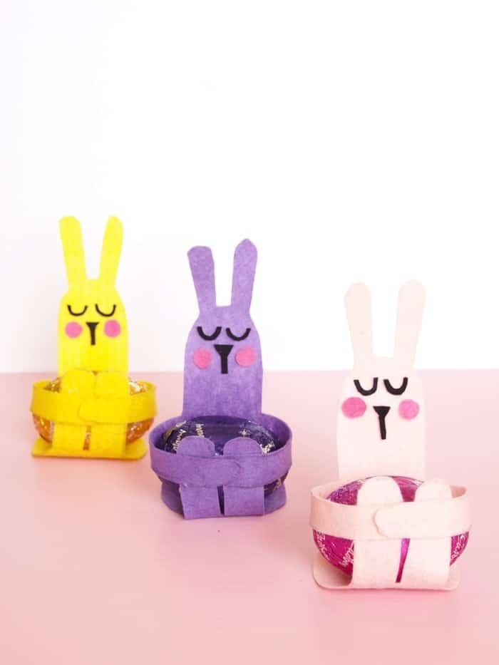 Easter Egg Bunny Hugs