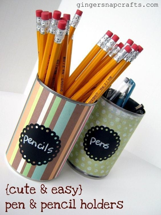 Stationery Containers