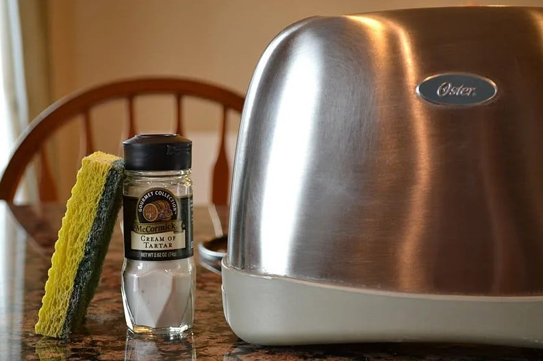 shiny toaster