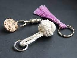 DIY Key Chains