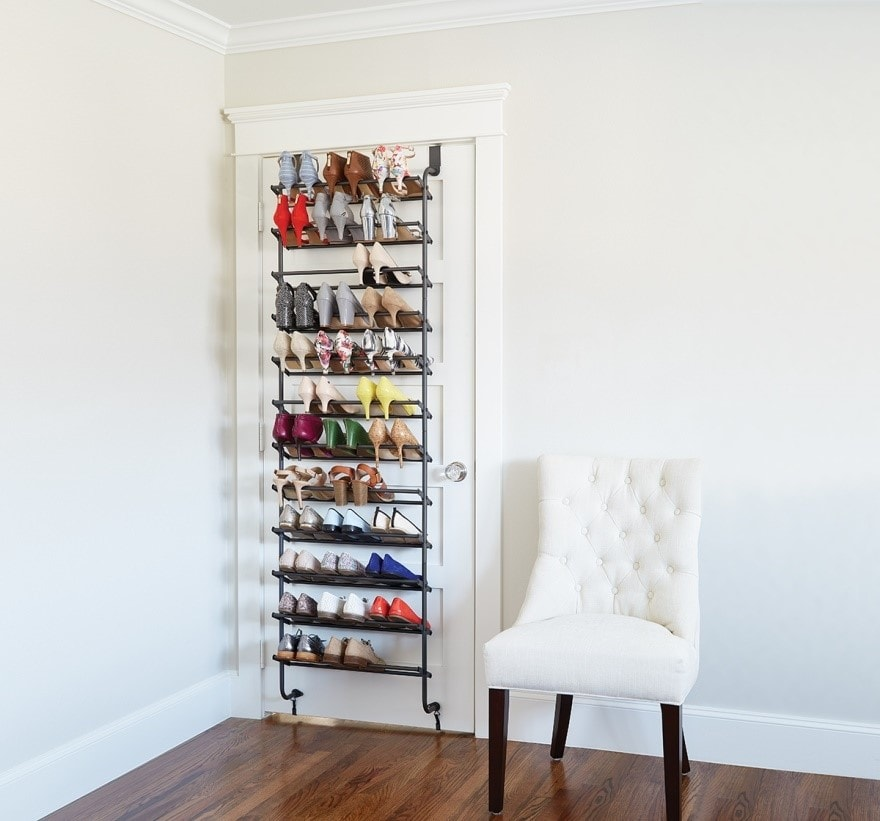 door shoe hanger
