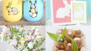 15 DIY Easter Decoration Ideas