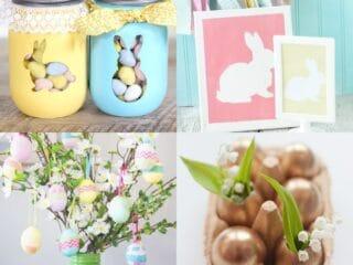 15 DIY Easter Decoration Ideas
