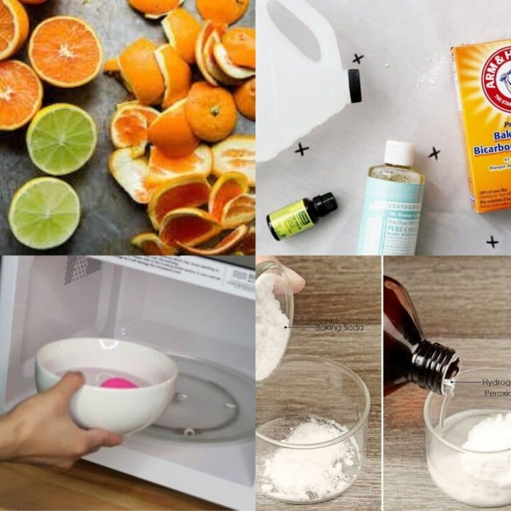 15 Super Easy Kitchen Cleaning Hacks