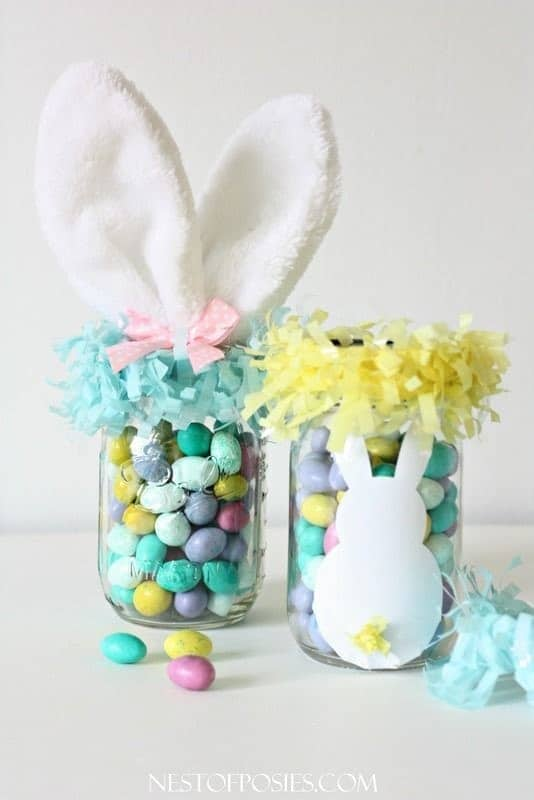 Easter Bunny Nest