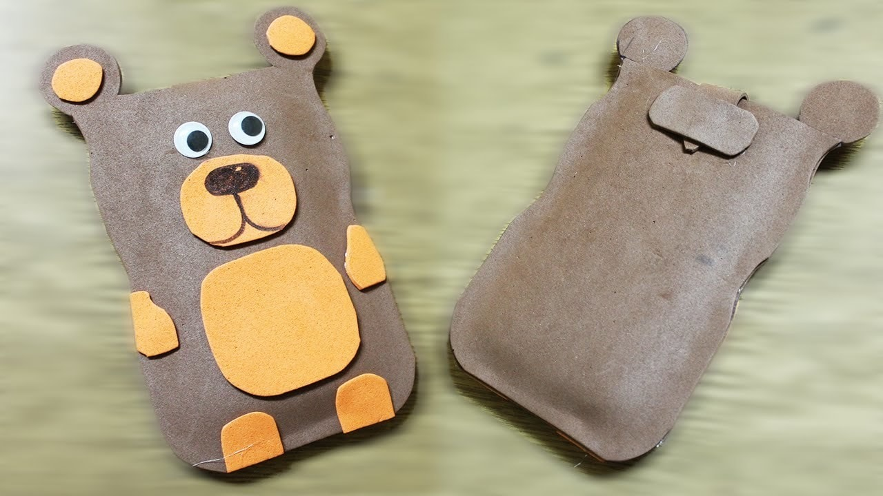 DIY Phone Pouches