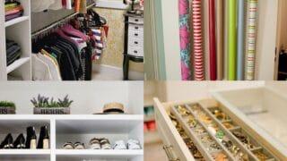 16 Amazing Ways To Organize Your Closet