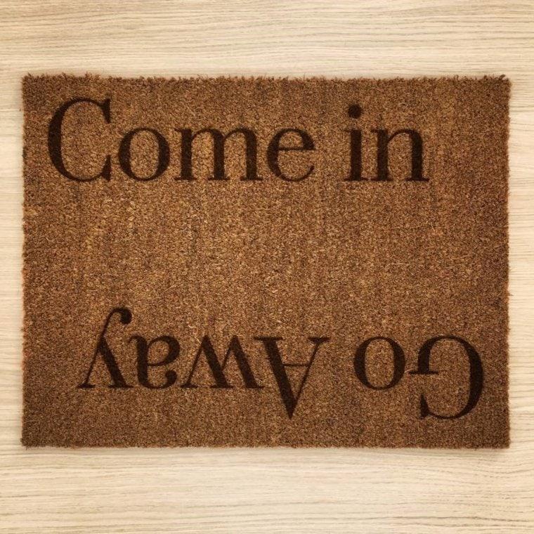 Personalize Your Doormats