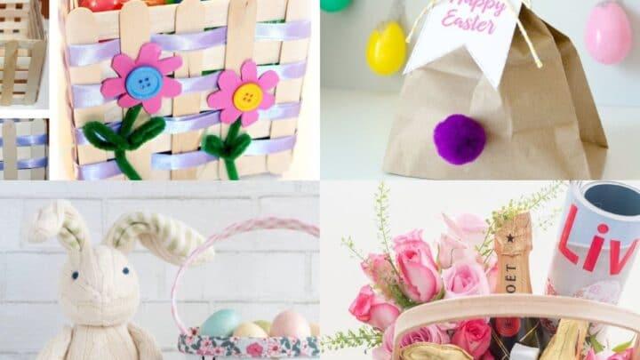 20 Creative Easter Basket Ideas