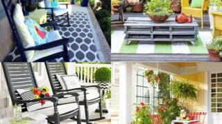 20 Spring Porch Decorating Ideas