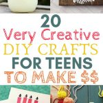 20 very creative crafts for teens to make $$