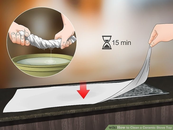 Remove Residue Stains