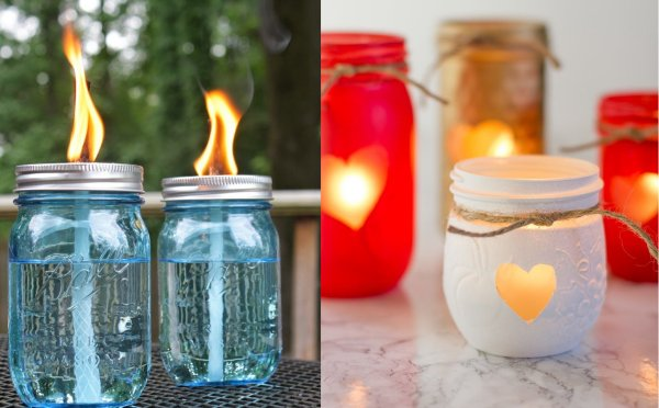 20 Diy Spring Mason Jar Ideas To Decorate Home Craftsy Hacks